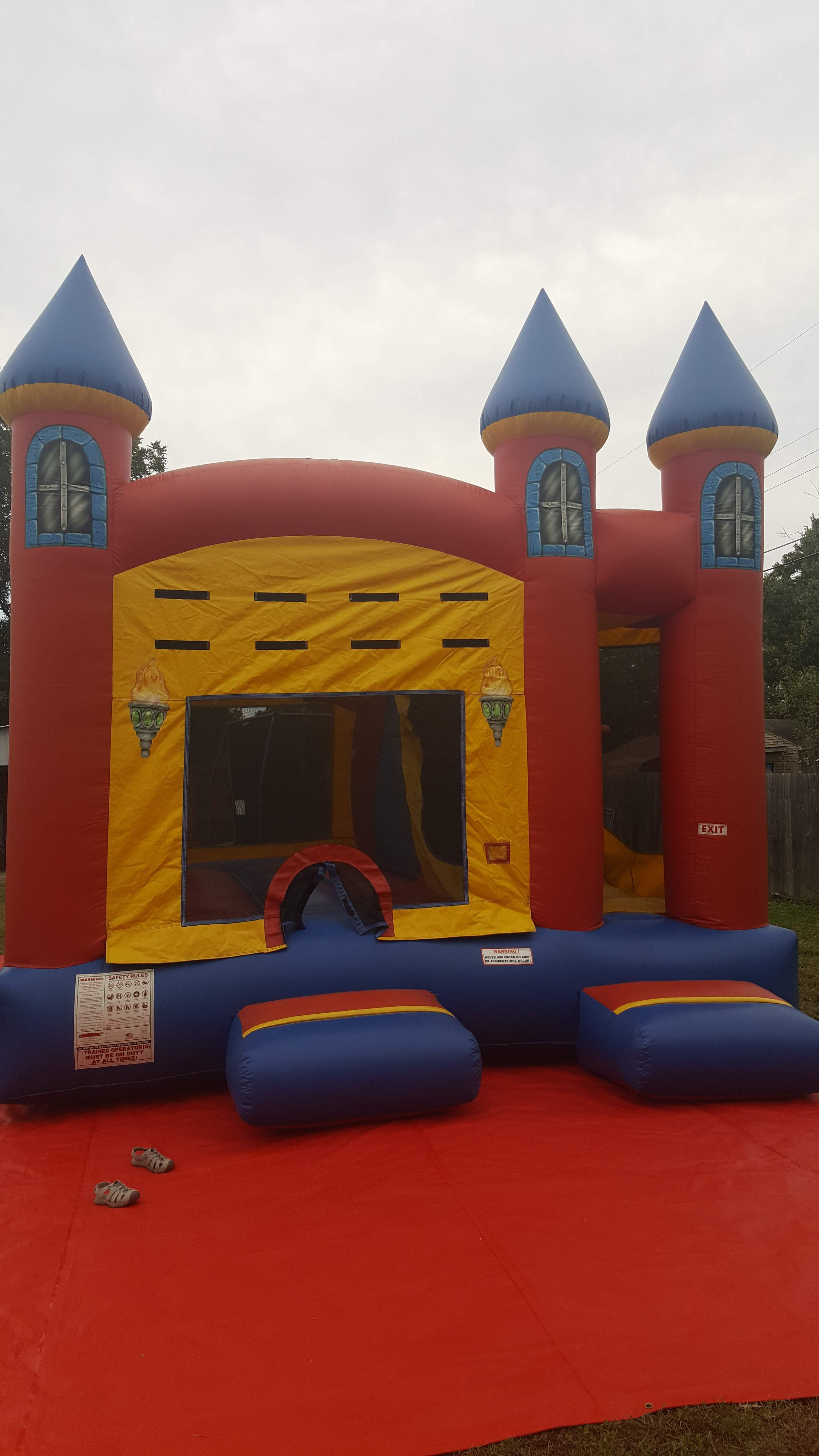 excalibur castle boune house combo columbus indiana